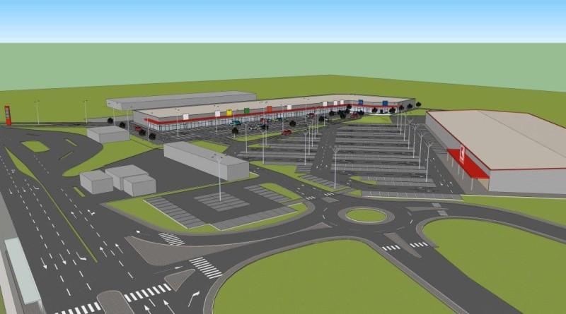 RC Europe dezvoltă un nou parc de retail în Municipiul ORADEA sub brandul NEST