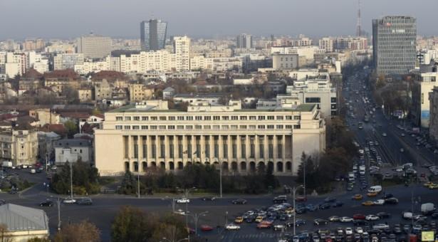 Arhitectura moderna in Bucuresti- povestea Palatului Victoria
