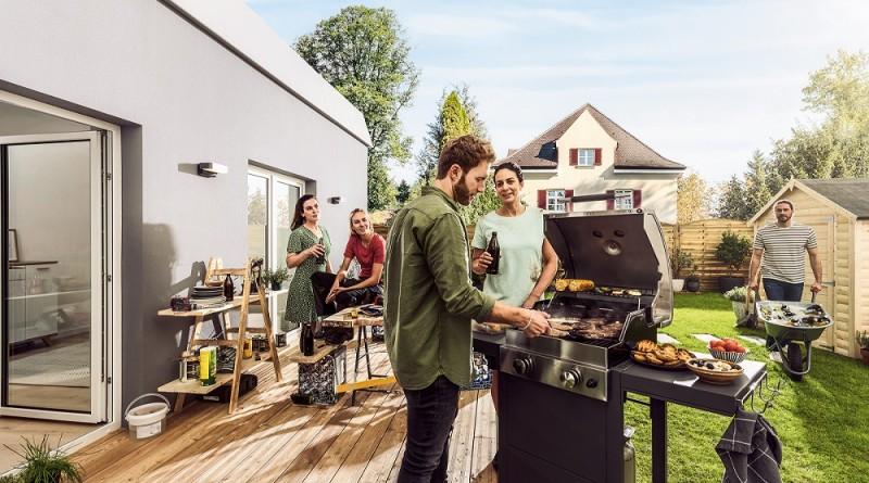 Vremea grătarelor – tema lunii iunie la HORNBACH