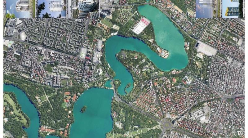 Neo Floreasca Lake, cea mai exclusivistă reședință de pe marginea lacului Floreasca, a obținut autorizația de construire